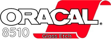 Oracal 8510 Glas Etch