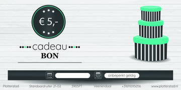 Cadeaubonnen digitaal (PDF)