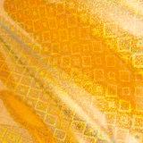 725357 Gold iridescent square CC heat activated foil_