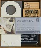 Inkadinkado DIY kit wine bottle tag