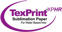 A4 Texprint XPHR voor Epson