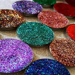 Ultra fine glitter set