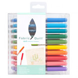 We R Memory Keepers Fabric Quill Pen Set 30st.