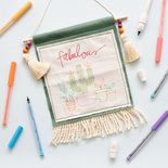 We R Memory Keepers Fabric Quill All-In-One Starter Kit