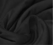Katoen Tricot / Jersey Zwart