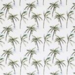Jersey Katoen Digitale Print Palmbomen