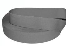 Soft Elastiek 40mm Grijs