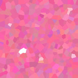 Glitter Fluor Pink A4