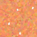 Glitter Fluor Orange A4