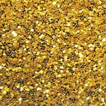 Pearl glitter gold-gold