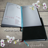 Online workshop maak je eigen ingebonden boekjes en schrijfblokken.