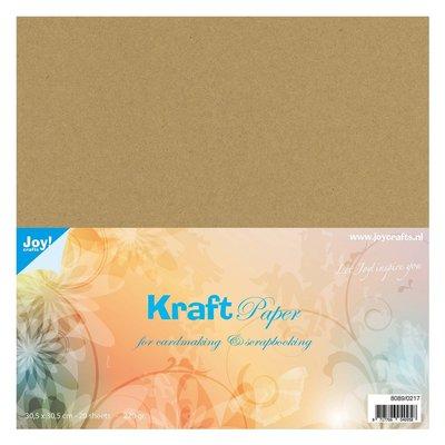 Joy! Kraft Paper