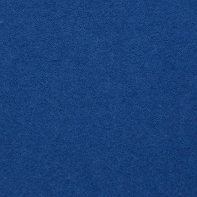 Vilt 2mm Marine Blauw 30,5x30,5cm