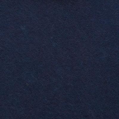 Vilt 2mm Donker Blauw 30,5x30,5cm