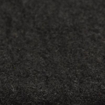 Vilt 2mm Zwart 30,5x30,5cm