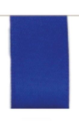 Satijn Lint Double Face 25mm Blue