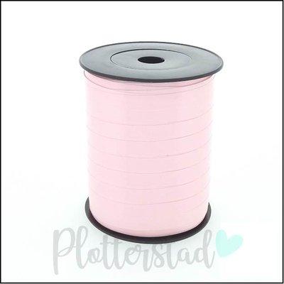 Krullint 10mm Roze