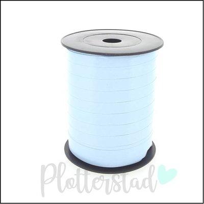 Krullint 10mm Blauw