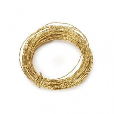Bowdabra Bow Wire Gold 15mtr