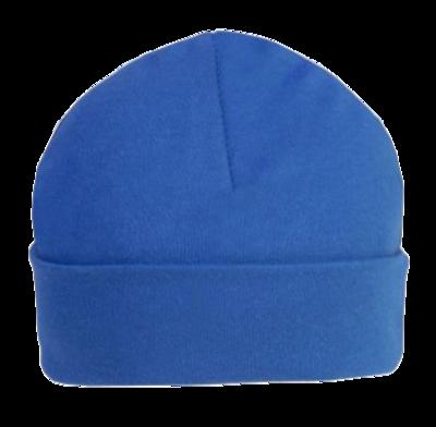 Baby Beanie/Mutsje Royal Blue