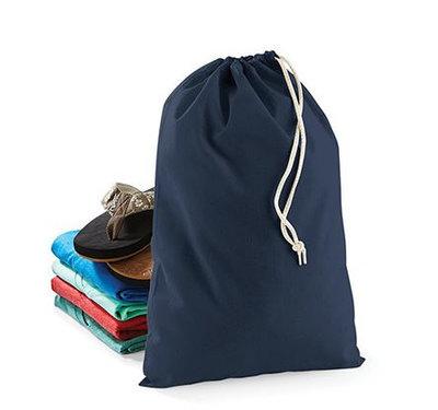 Maat L Cotton Stuff Bag Navy