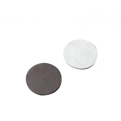 1.25cm Magneetjes plakbaar rond