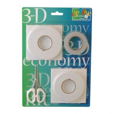 3D Economy Kit