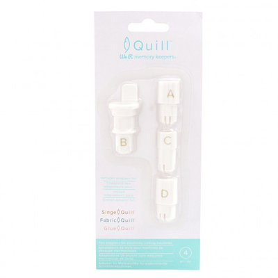 We R Memory Keepers Quill Pen Adapter Set