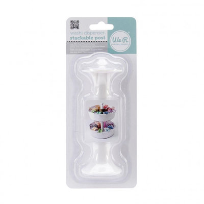 We R Memory Keepers Washi Dispenser Stackable Post