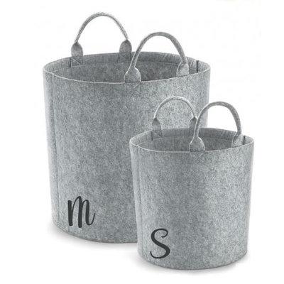 Vilt Mand Grey Melange M