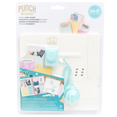 We R Memory Keepers Pocket Punch Board