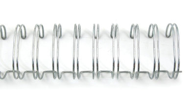 We R Memory Keepers Cinch Wire Silver 2,5cm 2st.