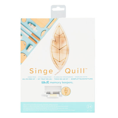 We R Memory Keepers Singe Quill All-In-One Starter Kit