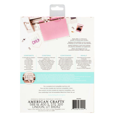 We R Memory Keepers Glue Quill All-In-One Starter Kit
