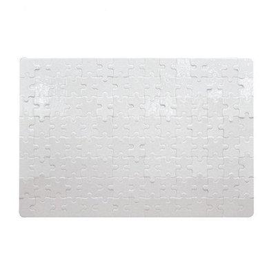 Sublimatie puzzel glitter A4 - 120stukjes  op=op