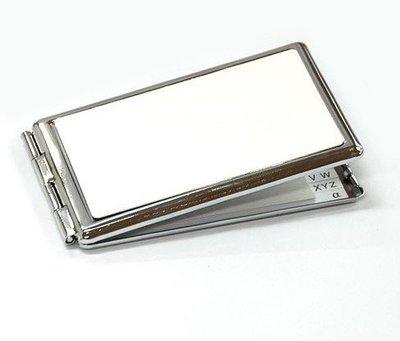 Sublimatie adresboekje met spiegel op=op