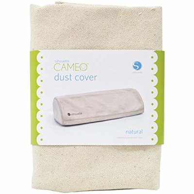 Silhouette cameo 2 dust cover naturel