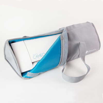 Silhouette cameo 1&2 light tote grey