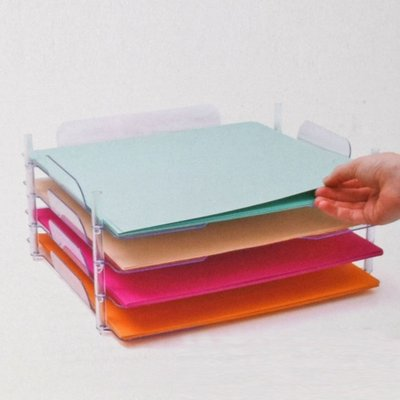 We R Memory Keepers stack trays