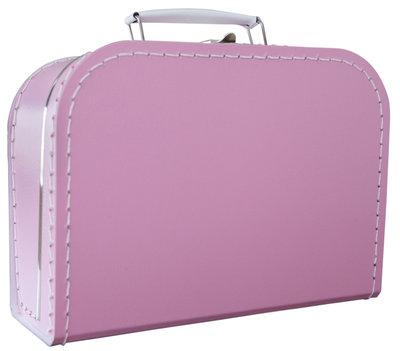 25cm koffertje fel roze