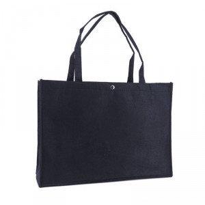 Kleine vilt tas donker blauw