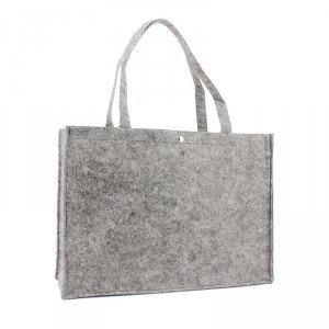 Grote vilt tas licht grijs