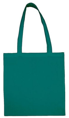 Cotton bag light petrol