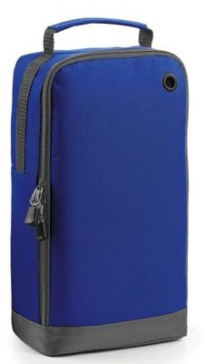 Sports shoe bag bright royal