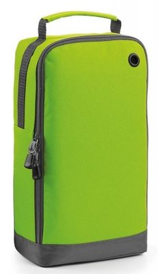 Sports shoe bag lime
