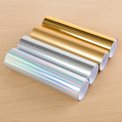 TODO pack of 4 metallic foils