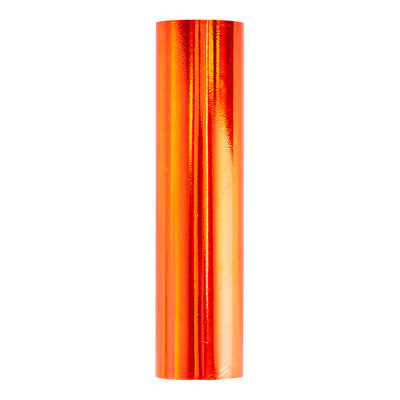 018 - Spellbinders Glimmer Hot Foil Tangerine (GLF-018)