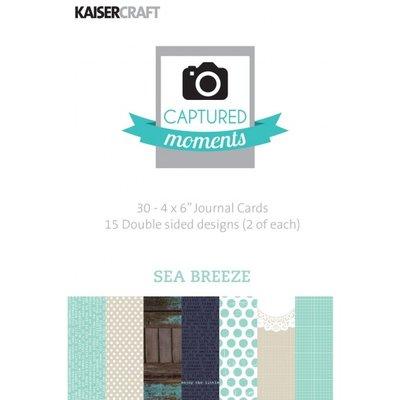 Kaisercraft Captured Moments - Sea Breeze 4x6