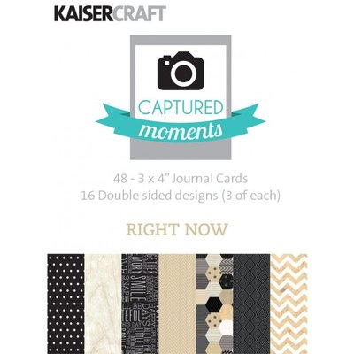 Kaisercraft Captured Moments - Right Now 3x4