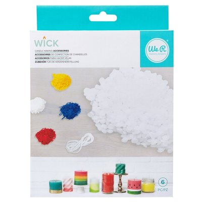 We R Memory Keepers Wick & Wax bundle kit